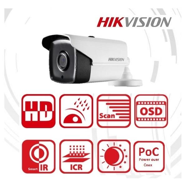 HIKVISION DS-2CE16H5T-IT1E (3.6MM)