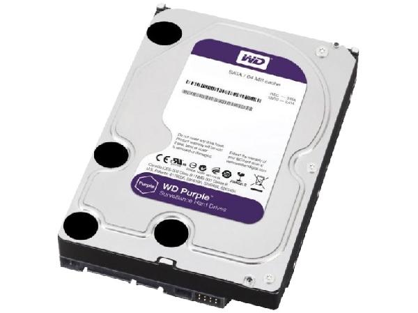 Western Digital 3Tb 64Mb SATA3 WD Purple
