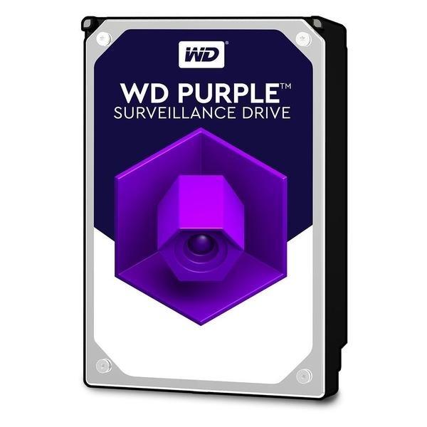 Western Digital 8Tb 64Mb SATA3 WD Purple